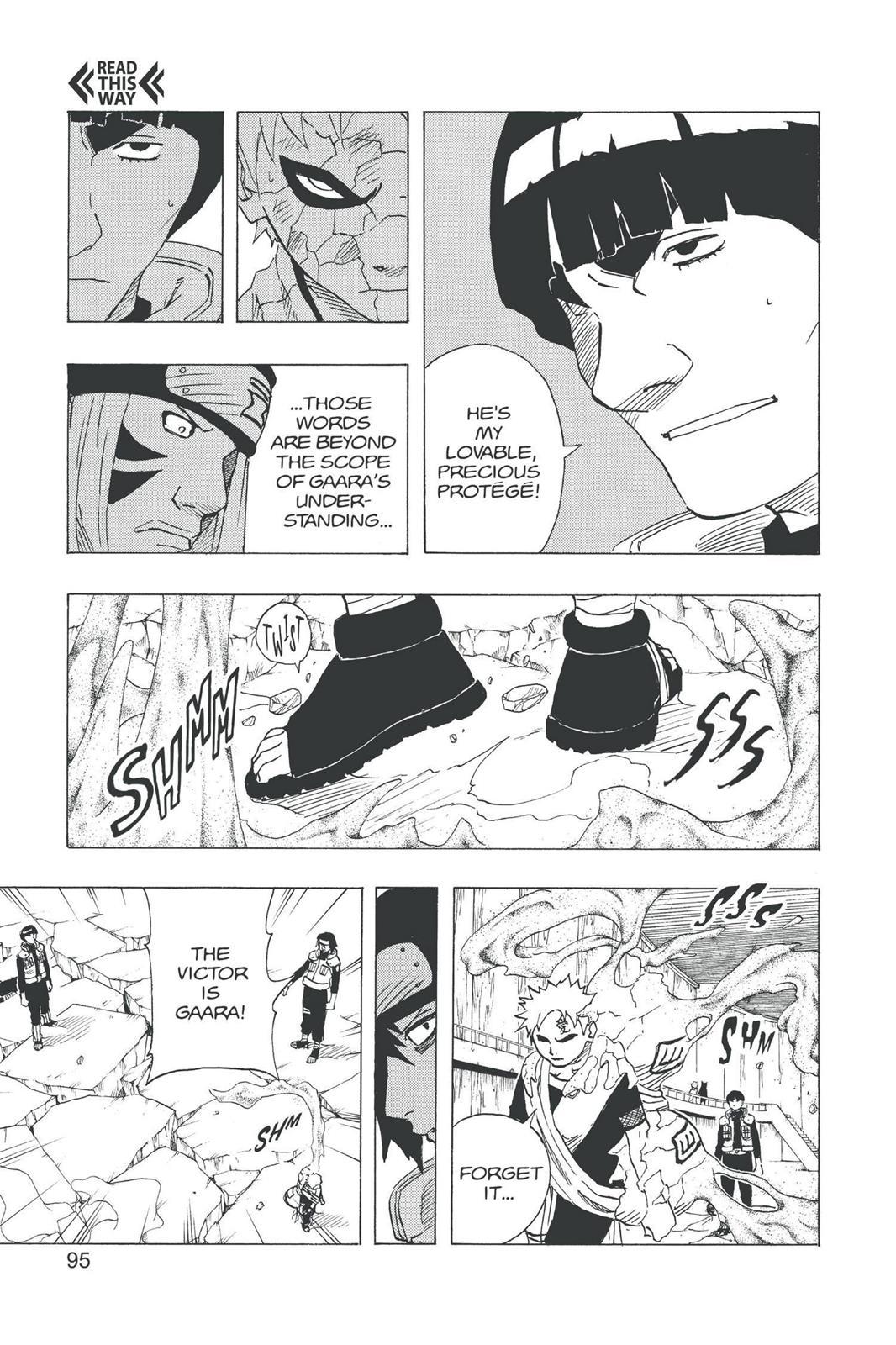 Naruto, Chapter 86 image 013