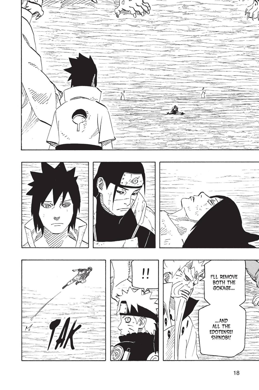 Naruto, Chapter 691 image 018