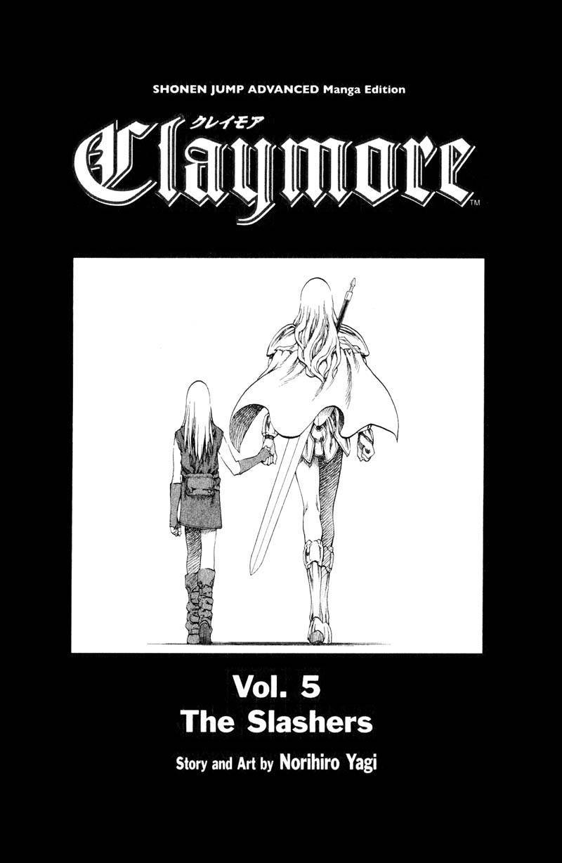 Claymore, Chapter 22 image 004