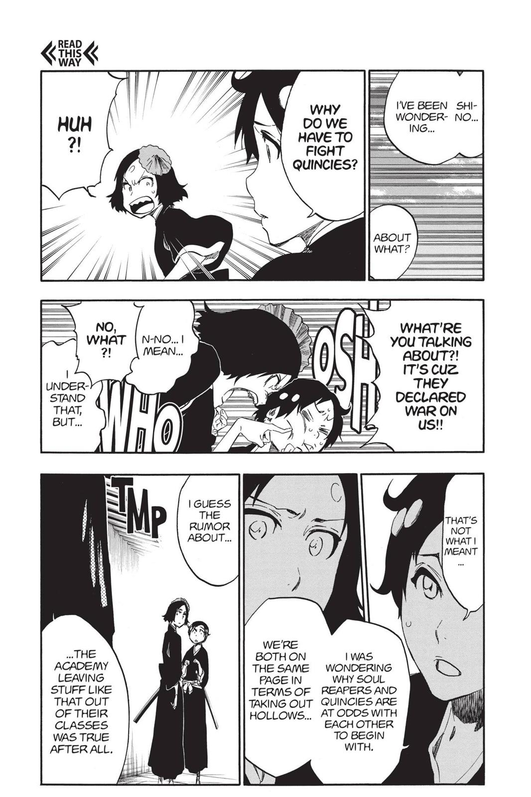 Bleach, Chapter 492 image 007