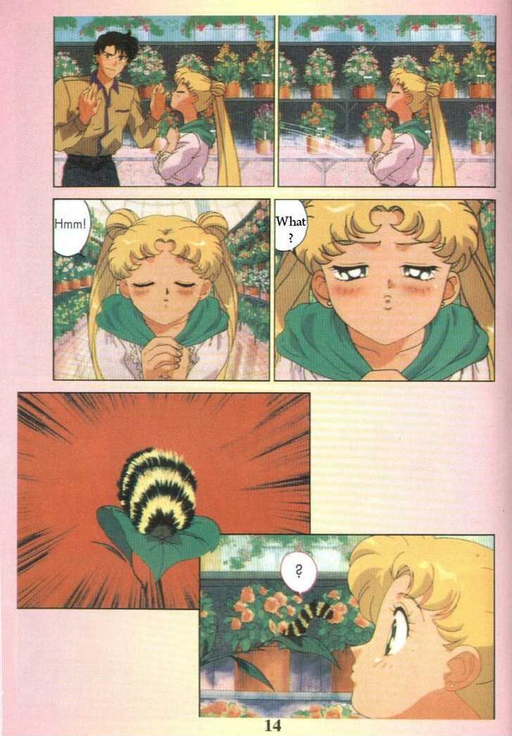 Sailor Moon, Cahpter 18 image 052