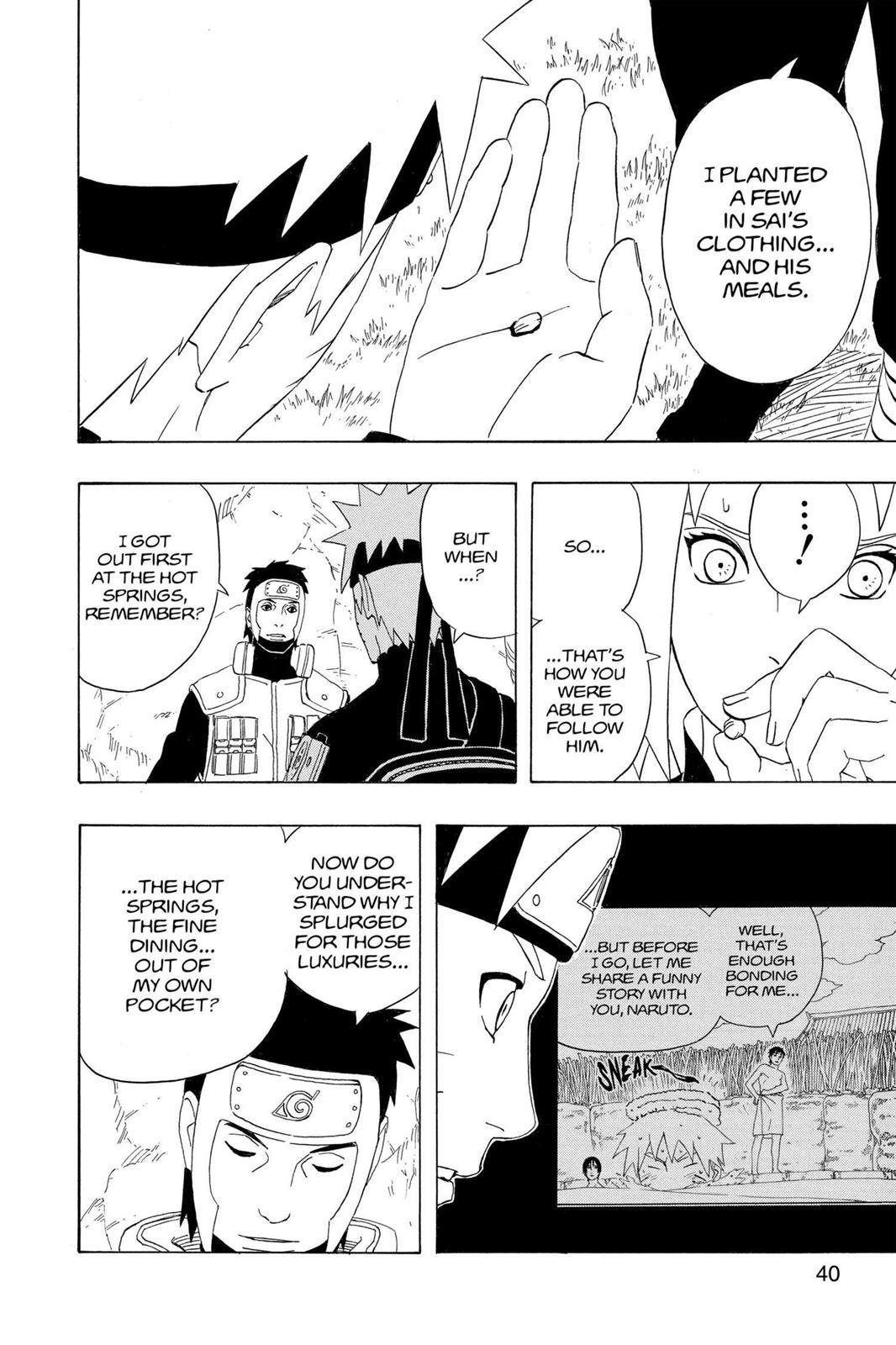 Naruto, Chapter 301 image 015