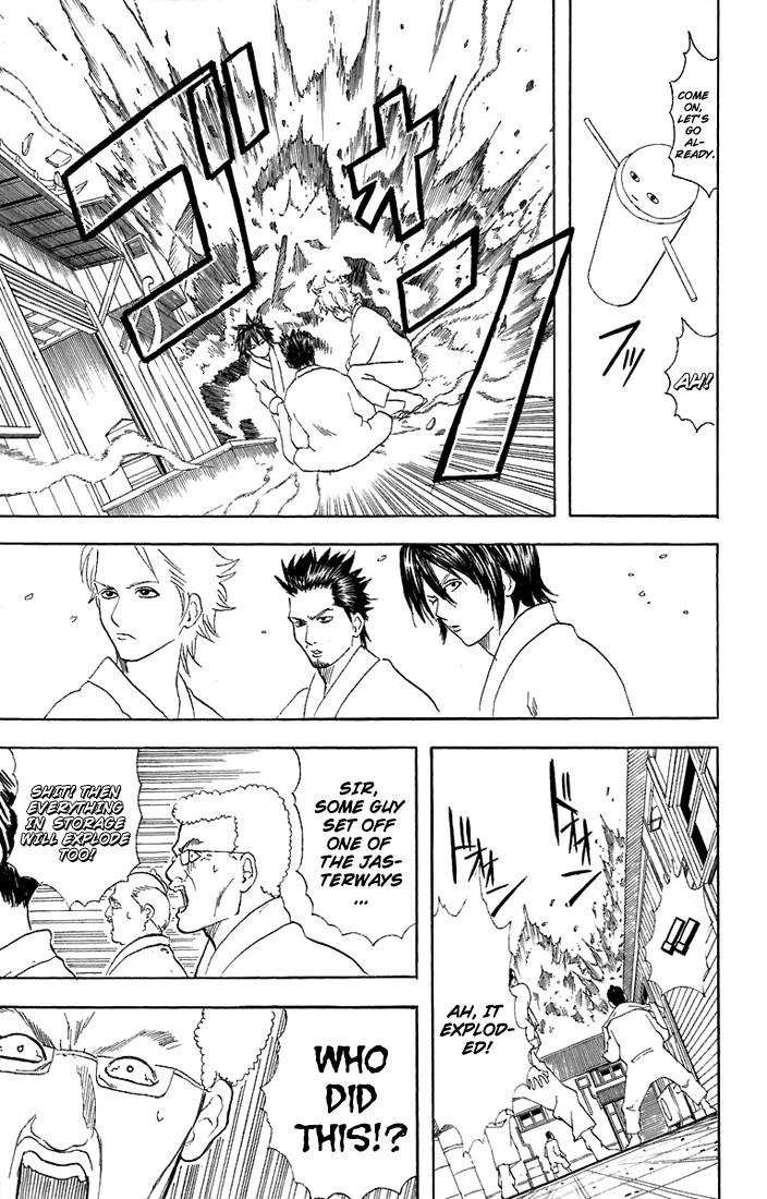Gintama Chapter, 51 image 014