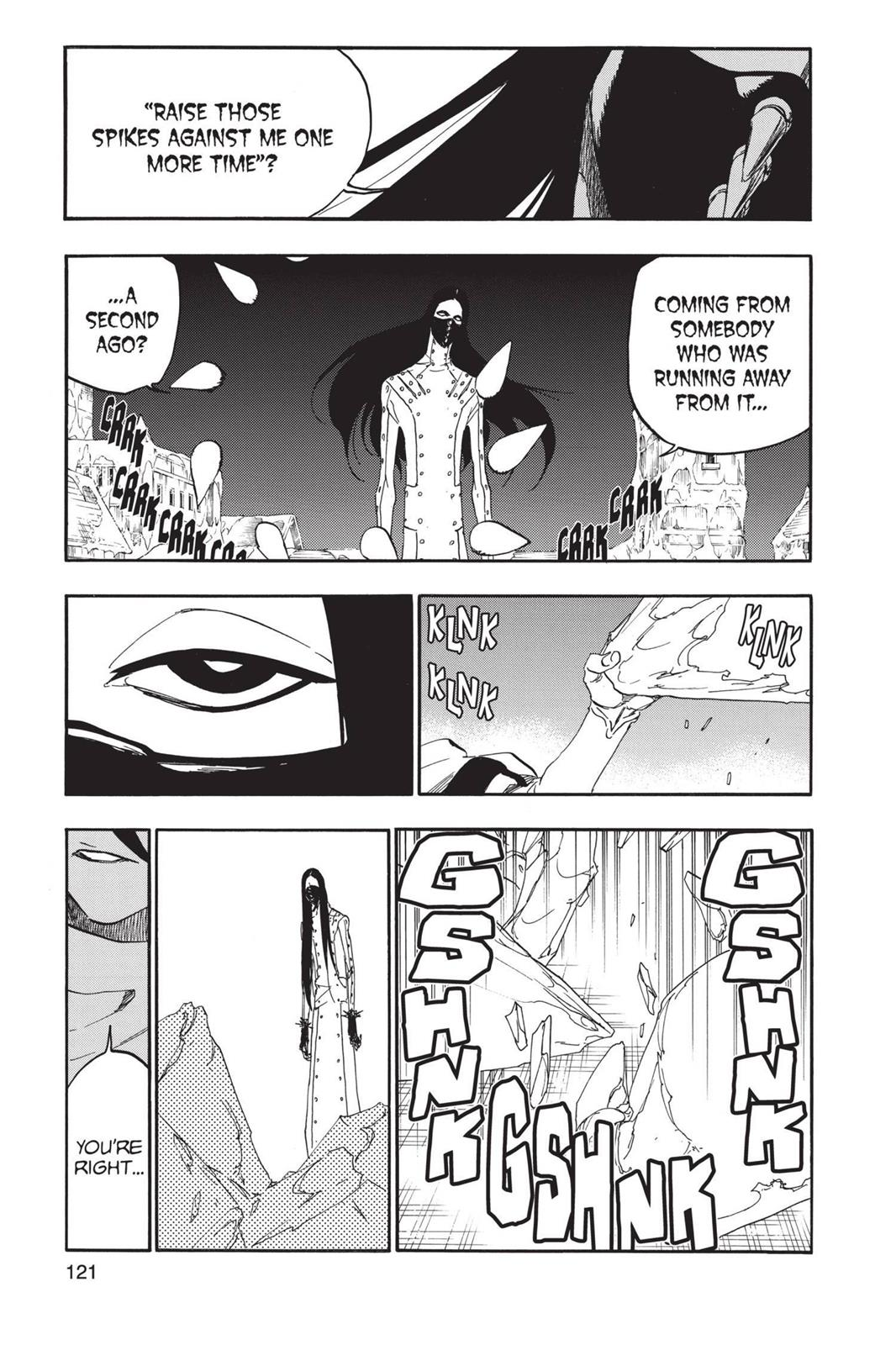 Bleach, Chapter 567 image 005