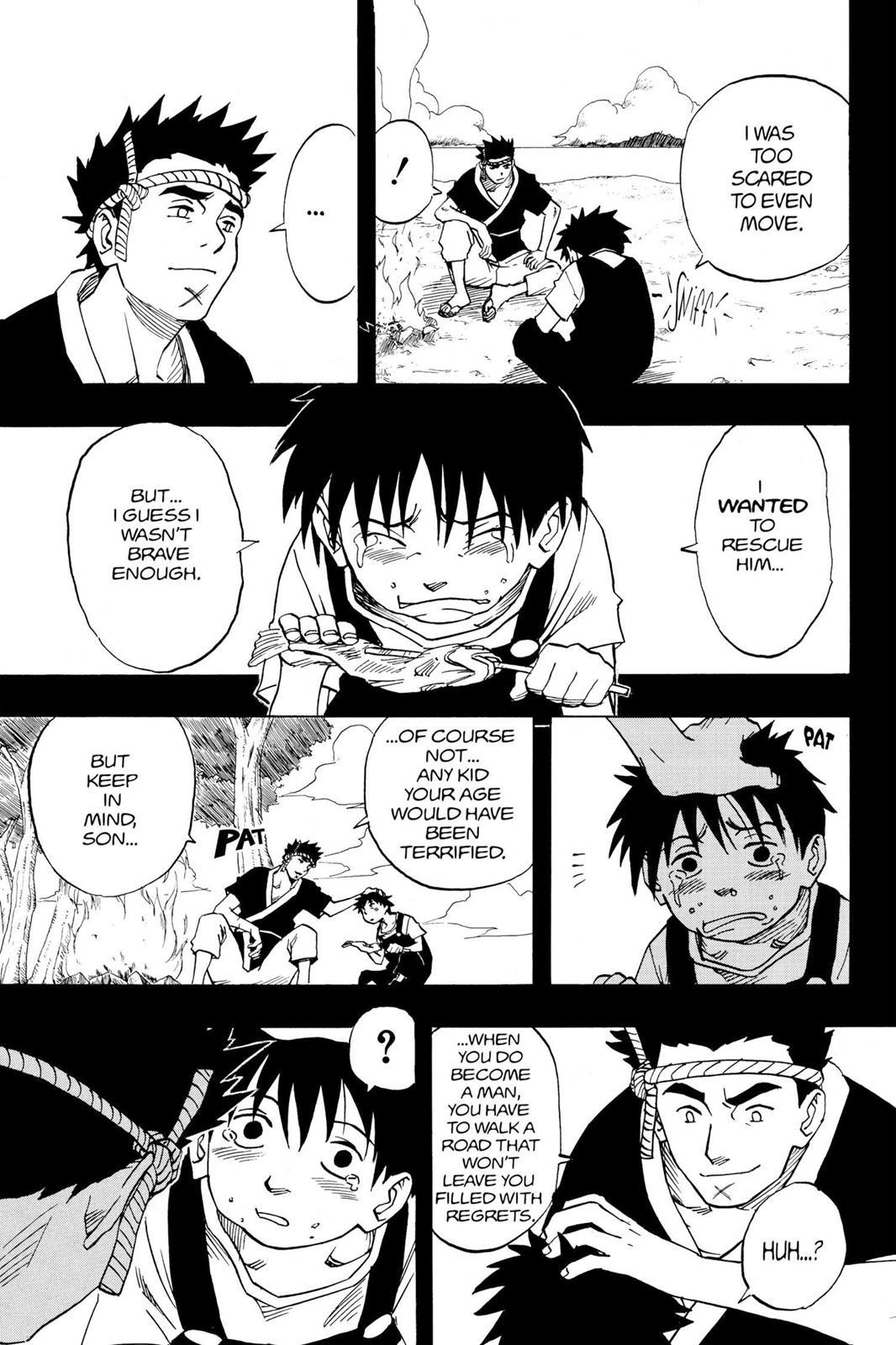 Naruto, Chapter 20 image 009