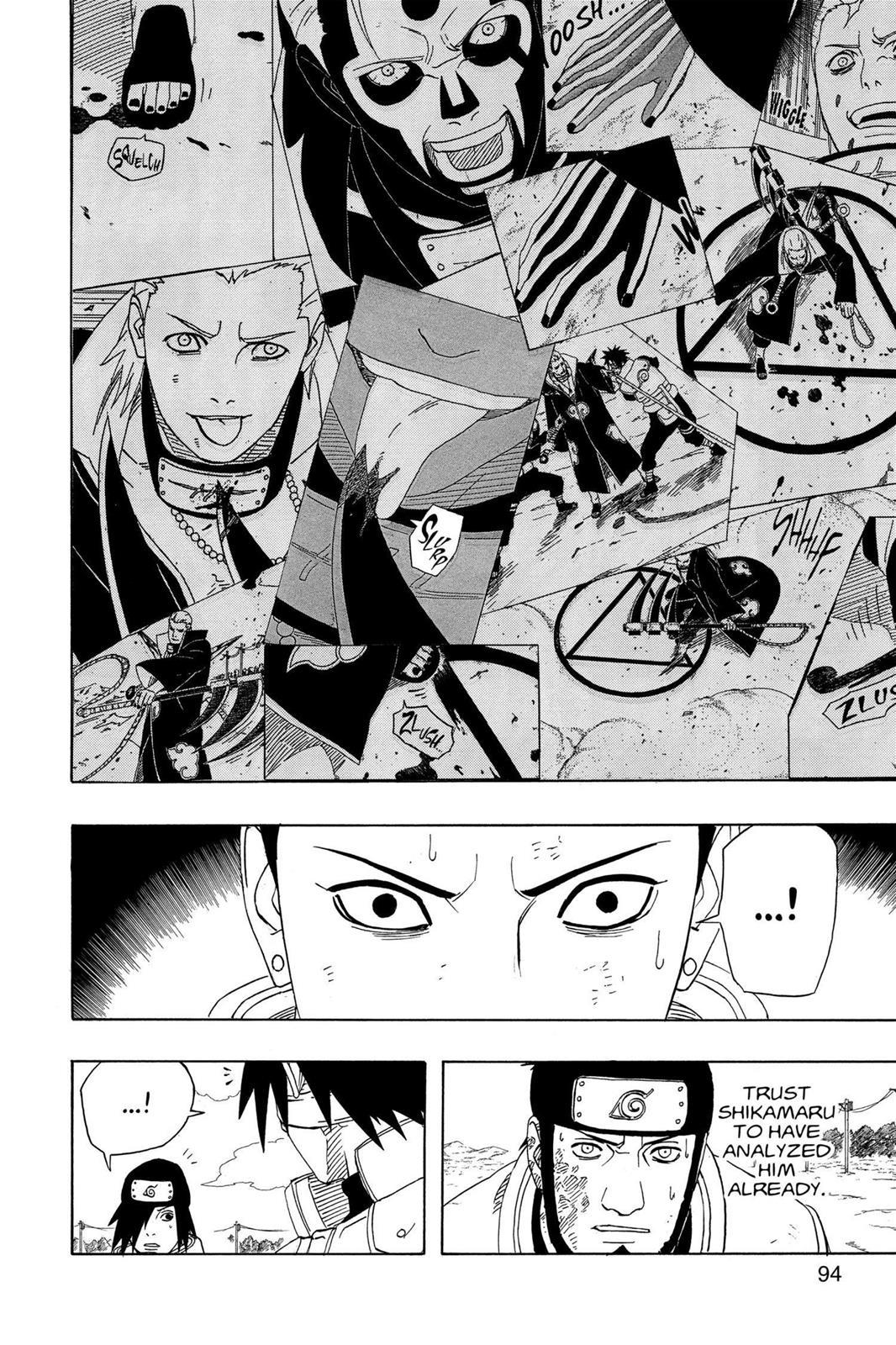 Naruto, Chapter 324 image 016