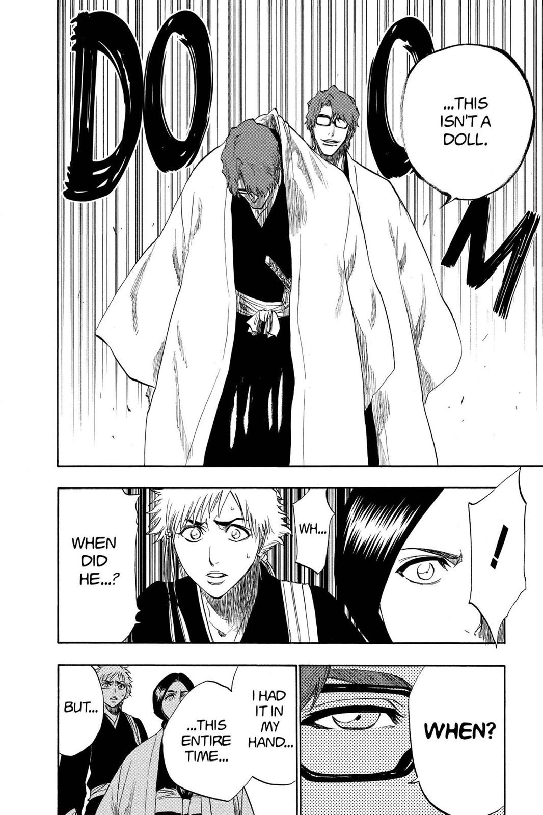 Bleach, Chapter 171 image 008