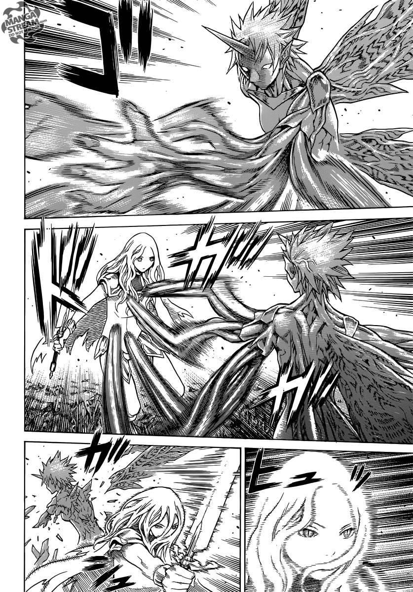 Claymore, Chapter 153 image 013