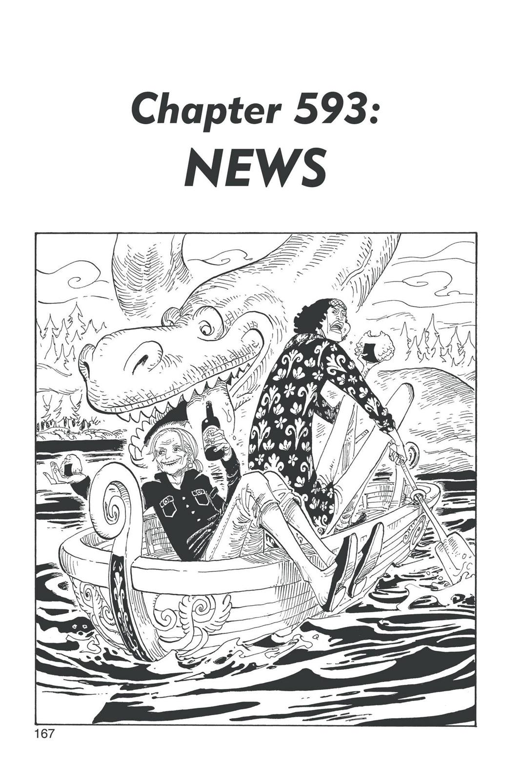One Piece, Chapter 593 image 001