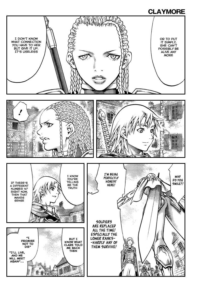 Claymore, Chapter 81 image 018