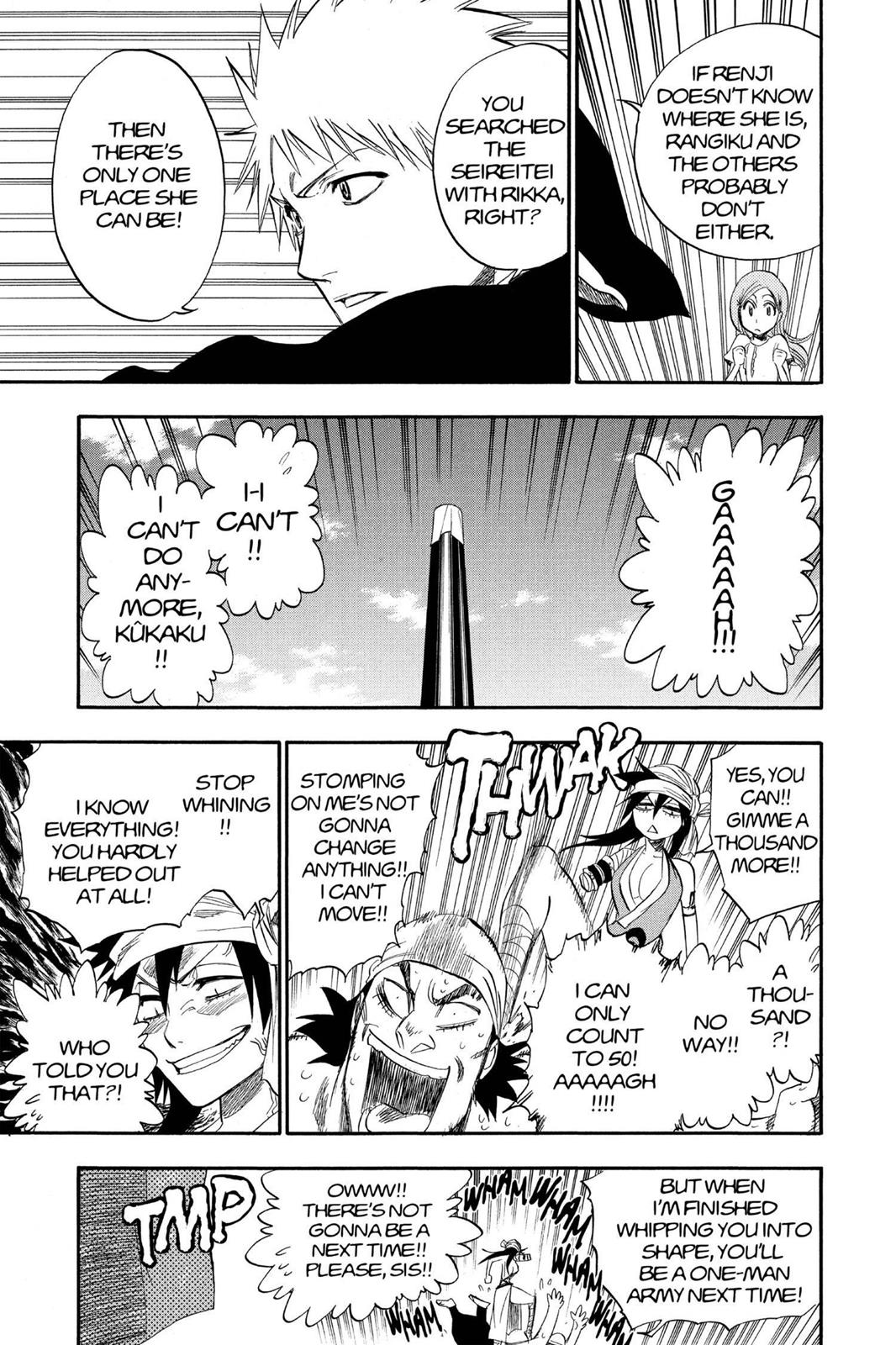 Bleach, Chapter 181 image 007