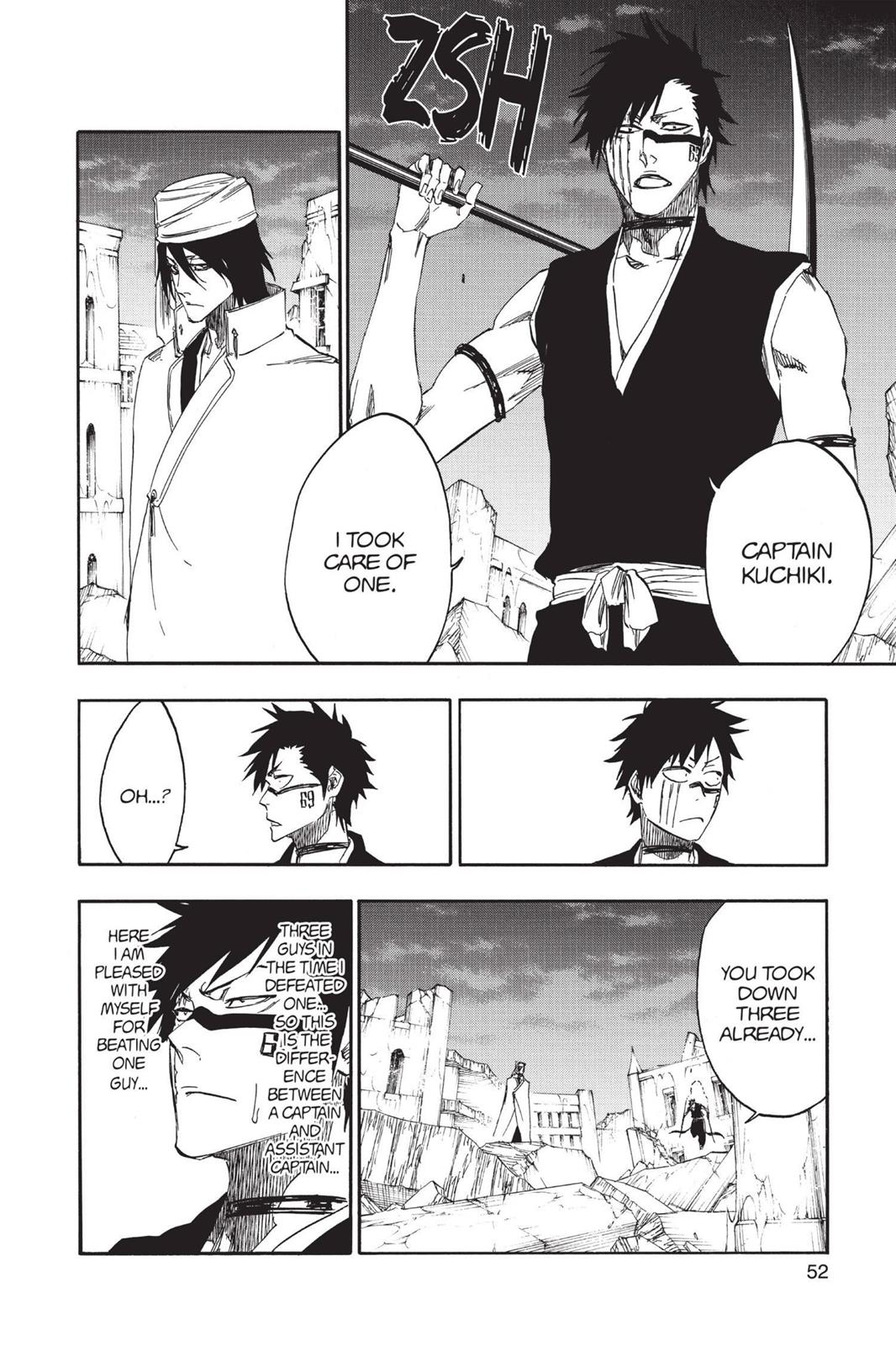Bleach, Chapter 594 image 010