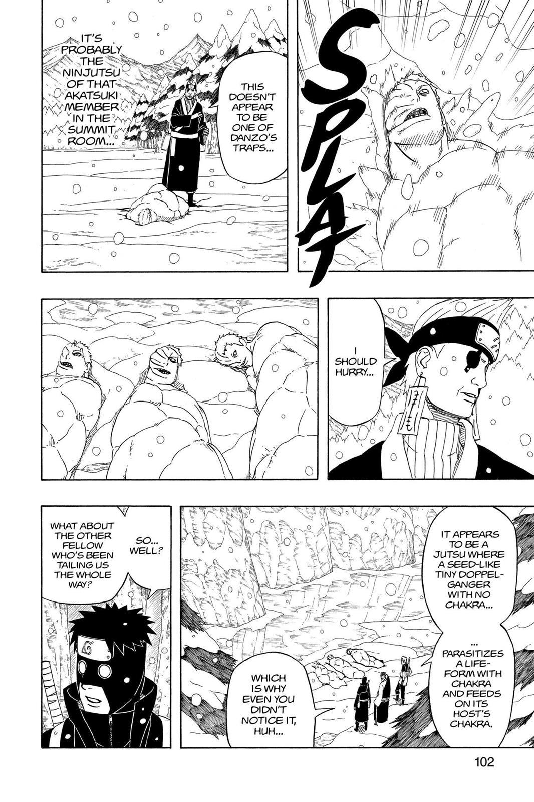 Naruto, Chapter 469 image 002