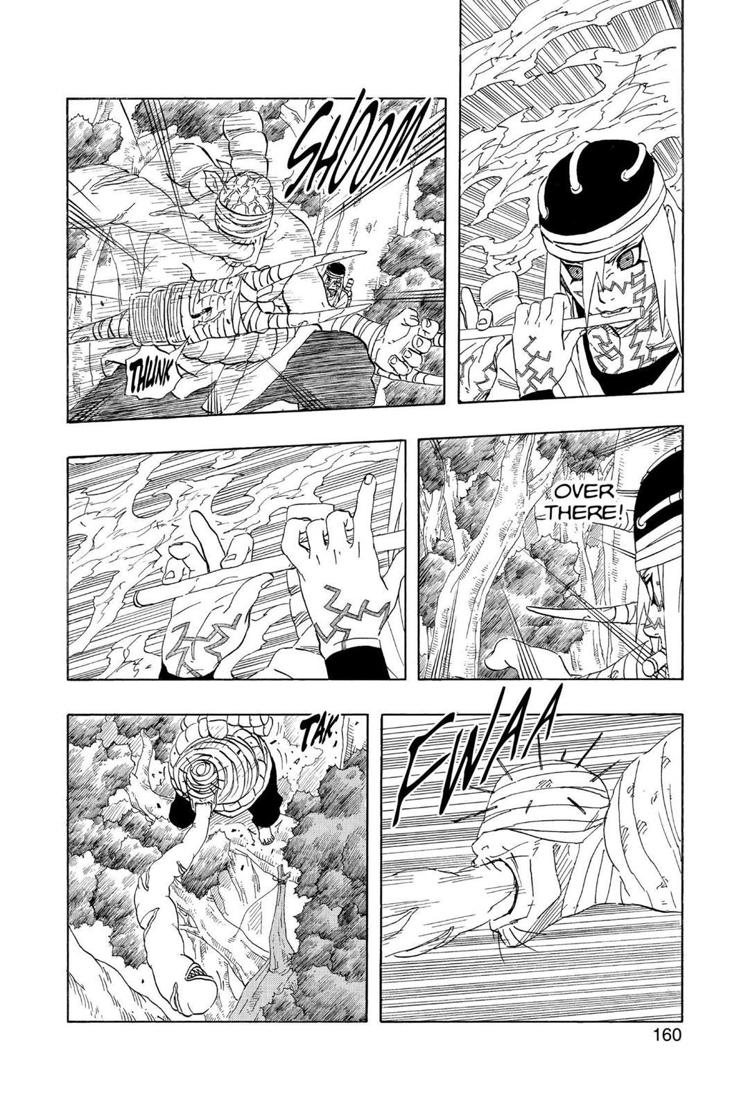 Naruto, Chapter 207 image 014