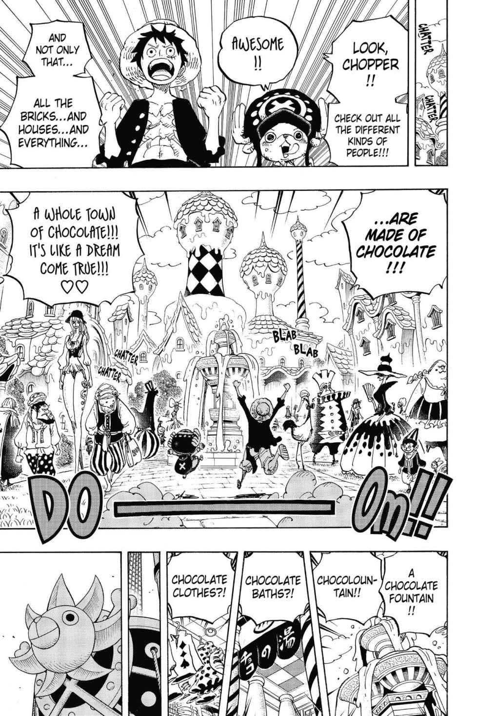 One Piece, Chapter 827 image 003