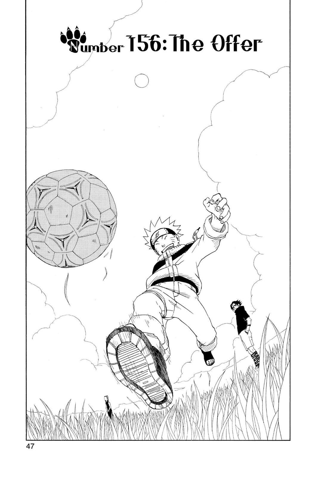 Naruto, Chapter 156 image 001