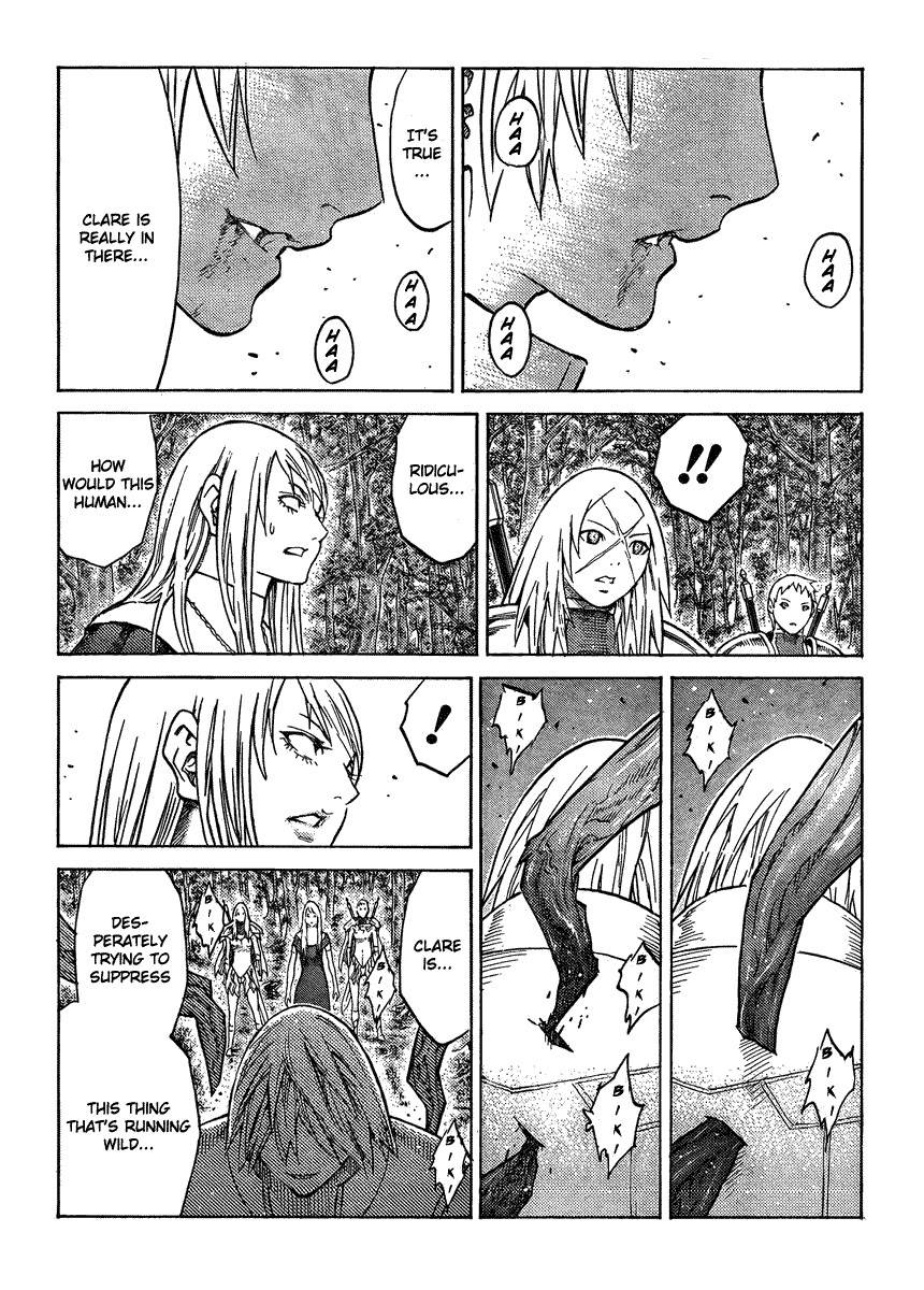 Claymore, Chapter 129 image 014