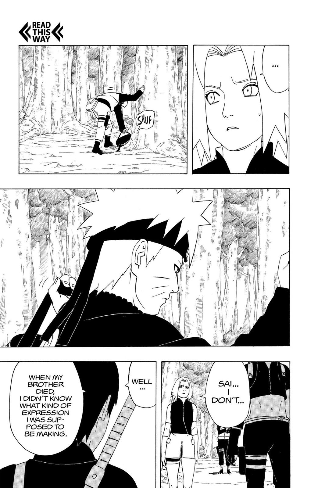 Naruto, Chapter 289 image 005