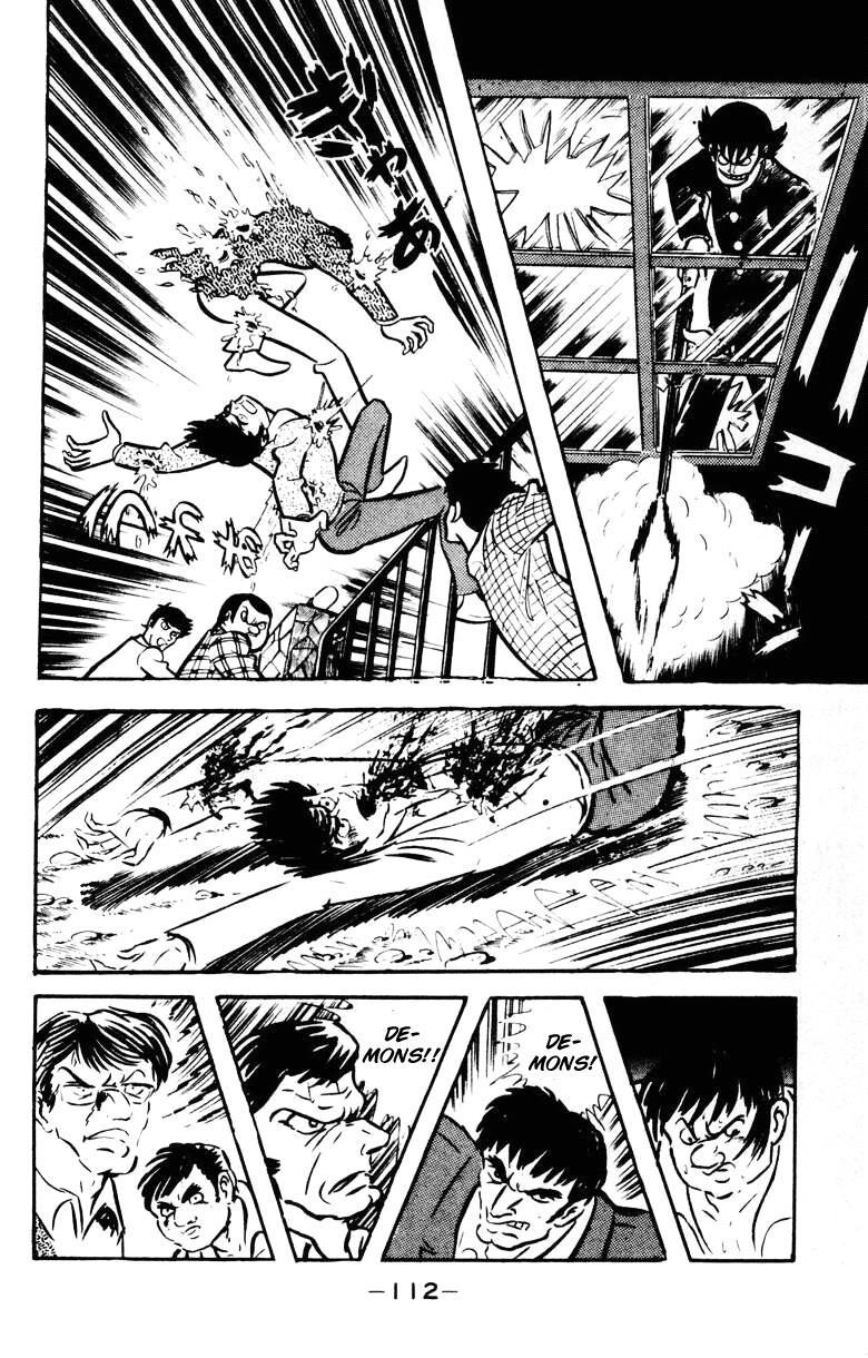 Devilman, Chapter 5 image 104