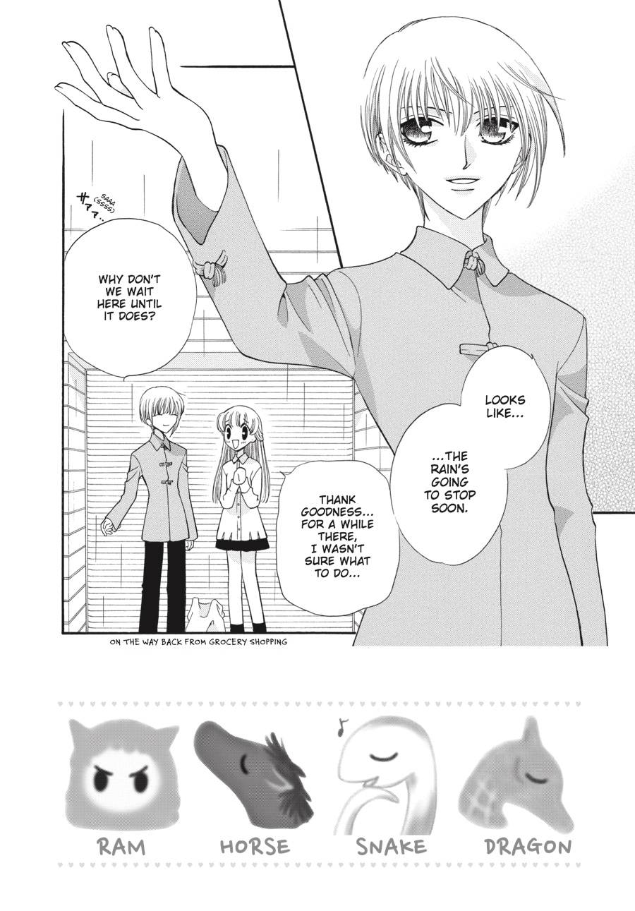 Fruits Basket, Chapter 27 image 002