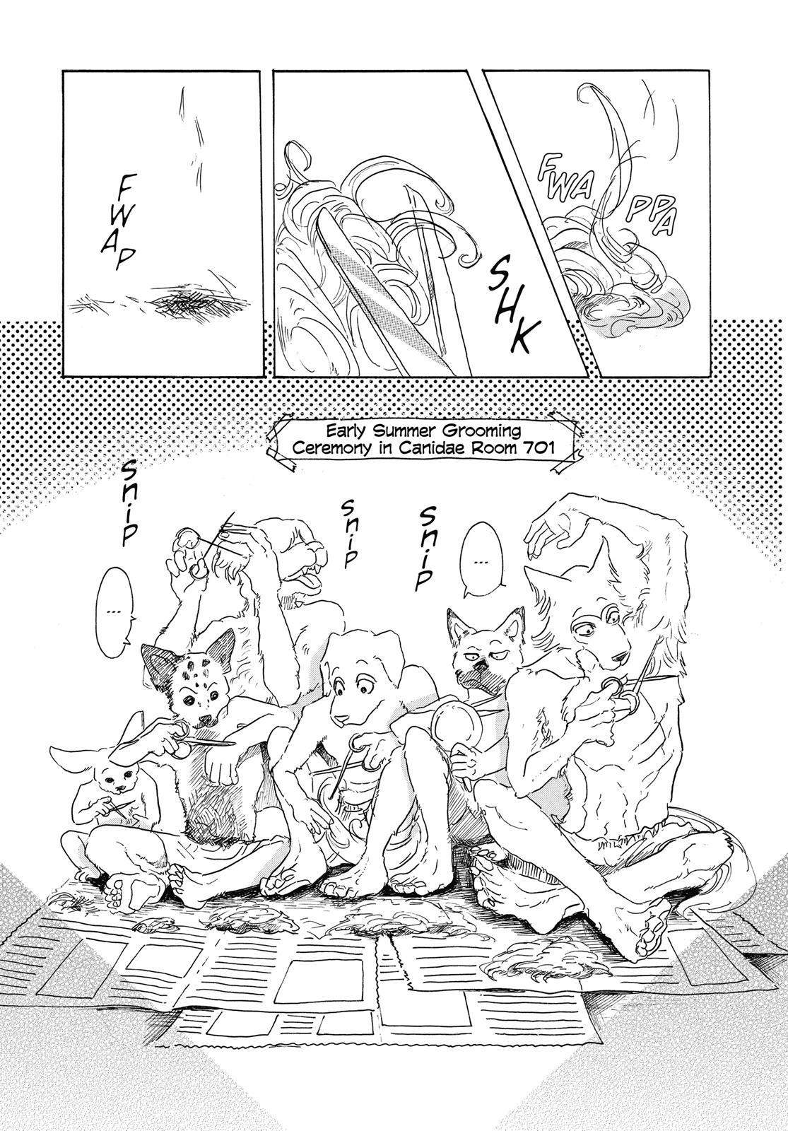 Beastars Manga, Chapter 18 image 003