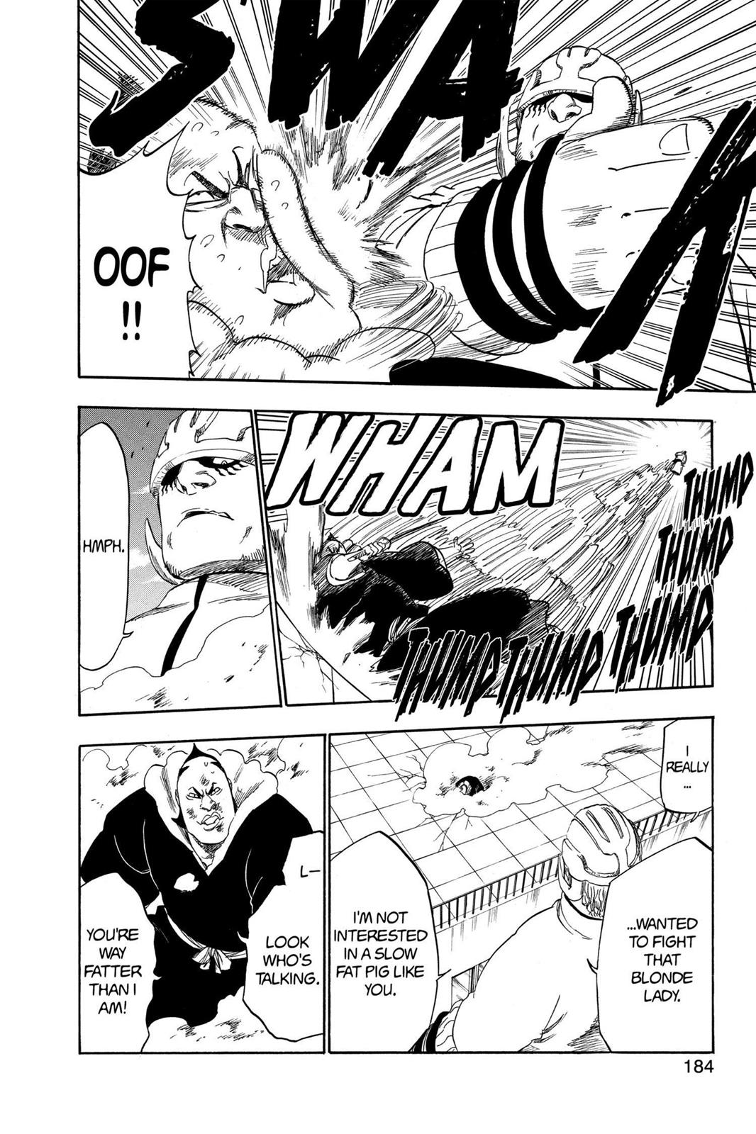 Bleach, Chapter 331 image 010