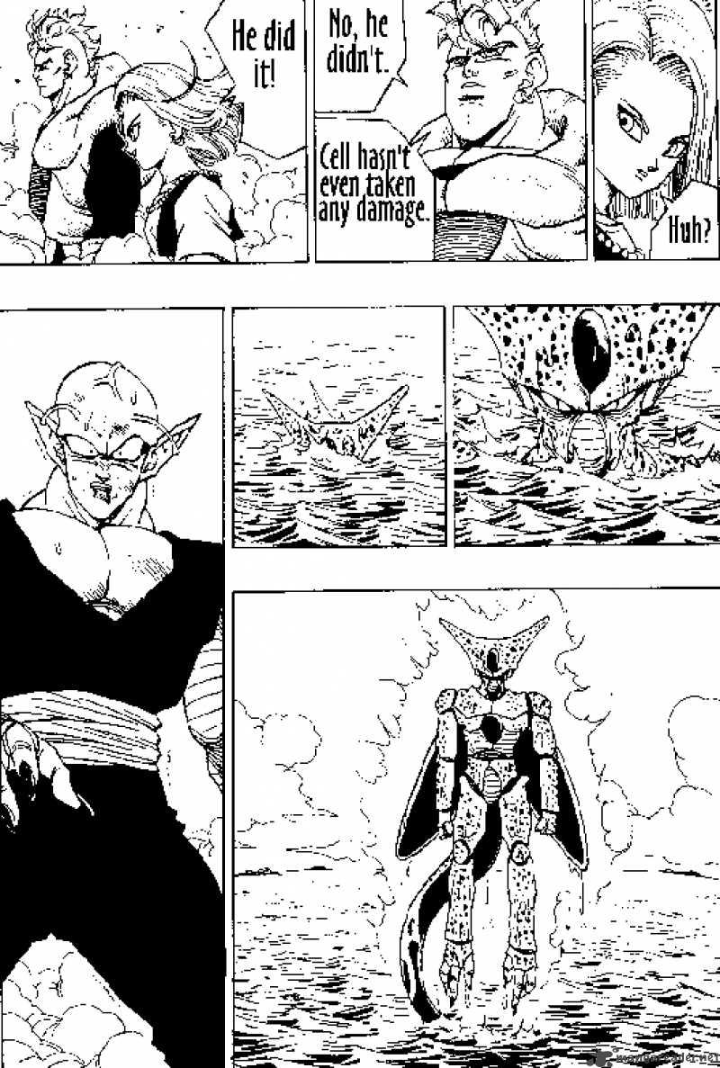 Dragon Ball, Chapter 370 image 010