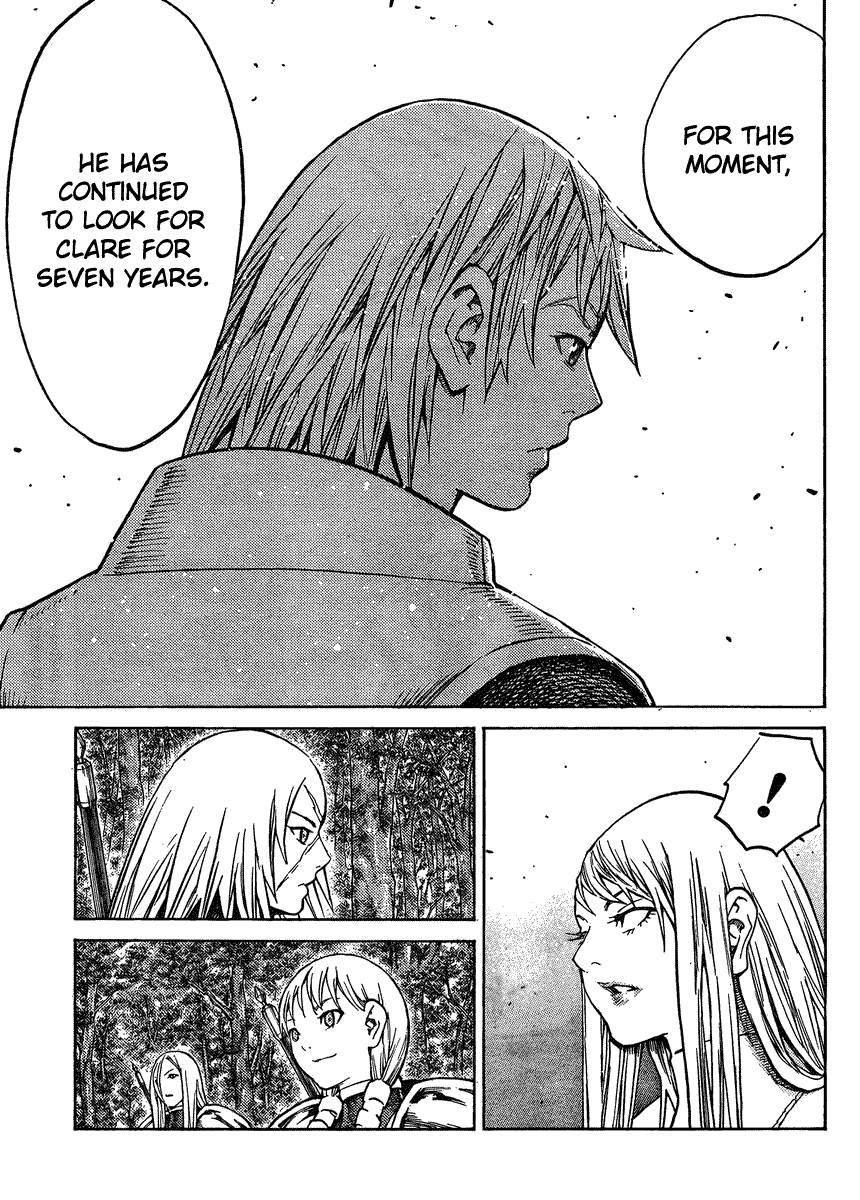 Claymore, Chapter 129 image 009