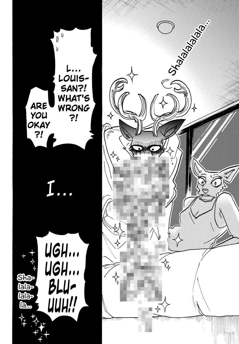 Beastars Manga, Chapter 143 image 013