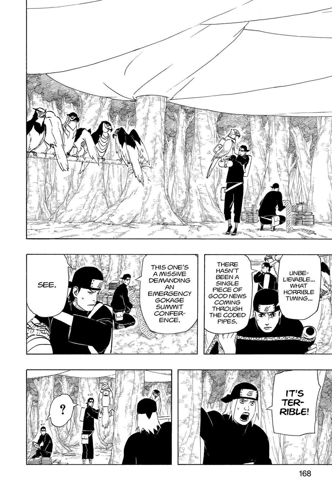 Naruto, Chapter 451 image 013