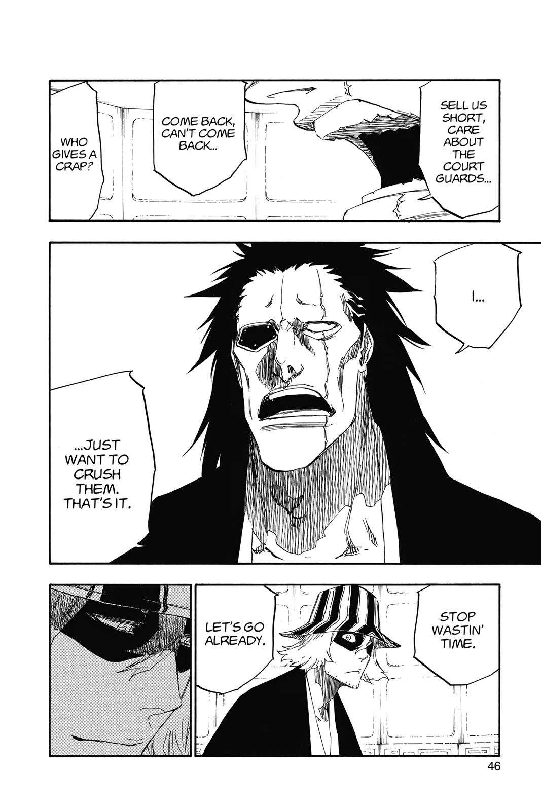 Bleach, Chapter 614 image 008