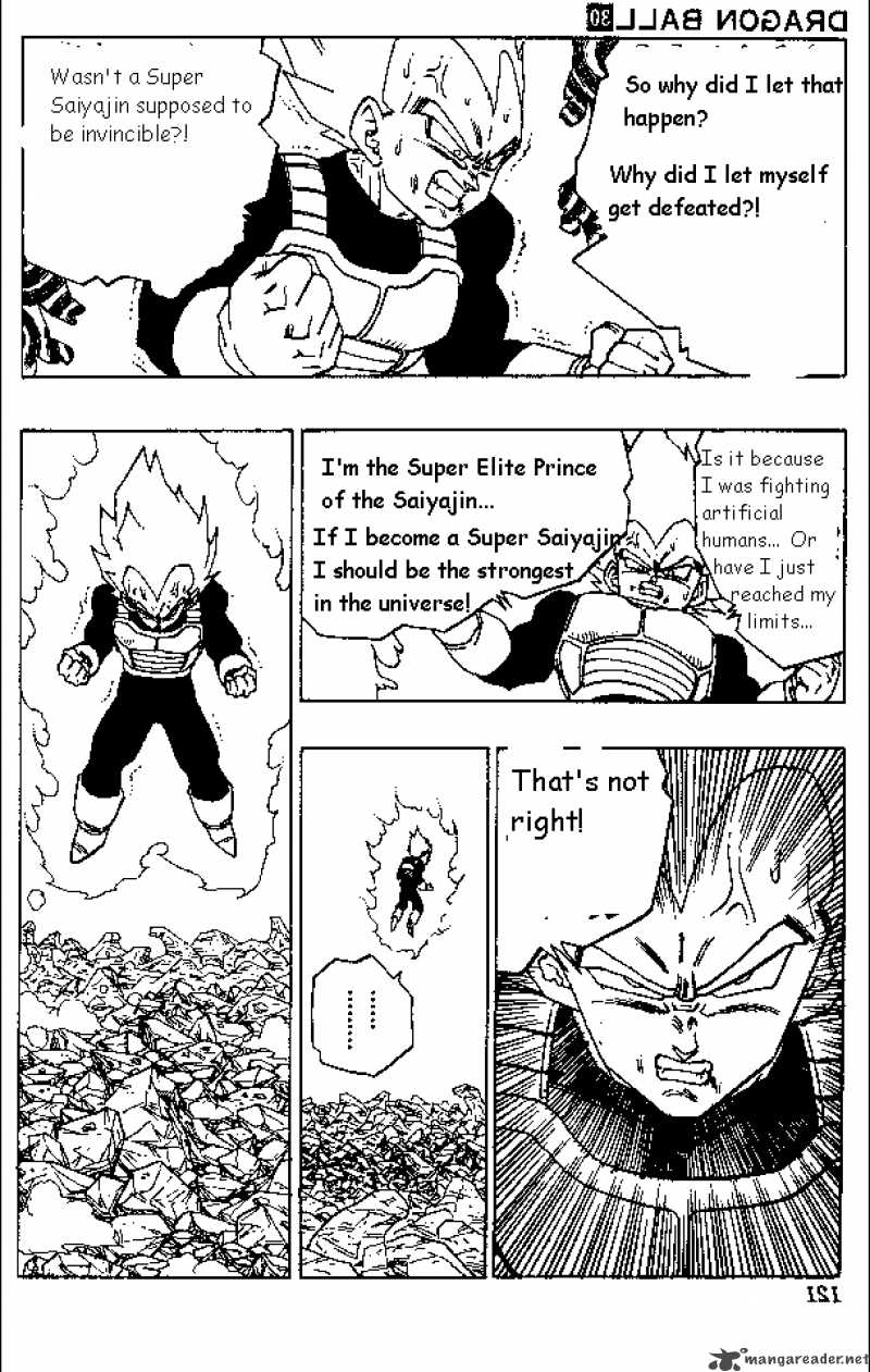 Dragon Ball, Chapter 357 image 008