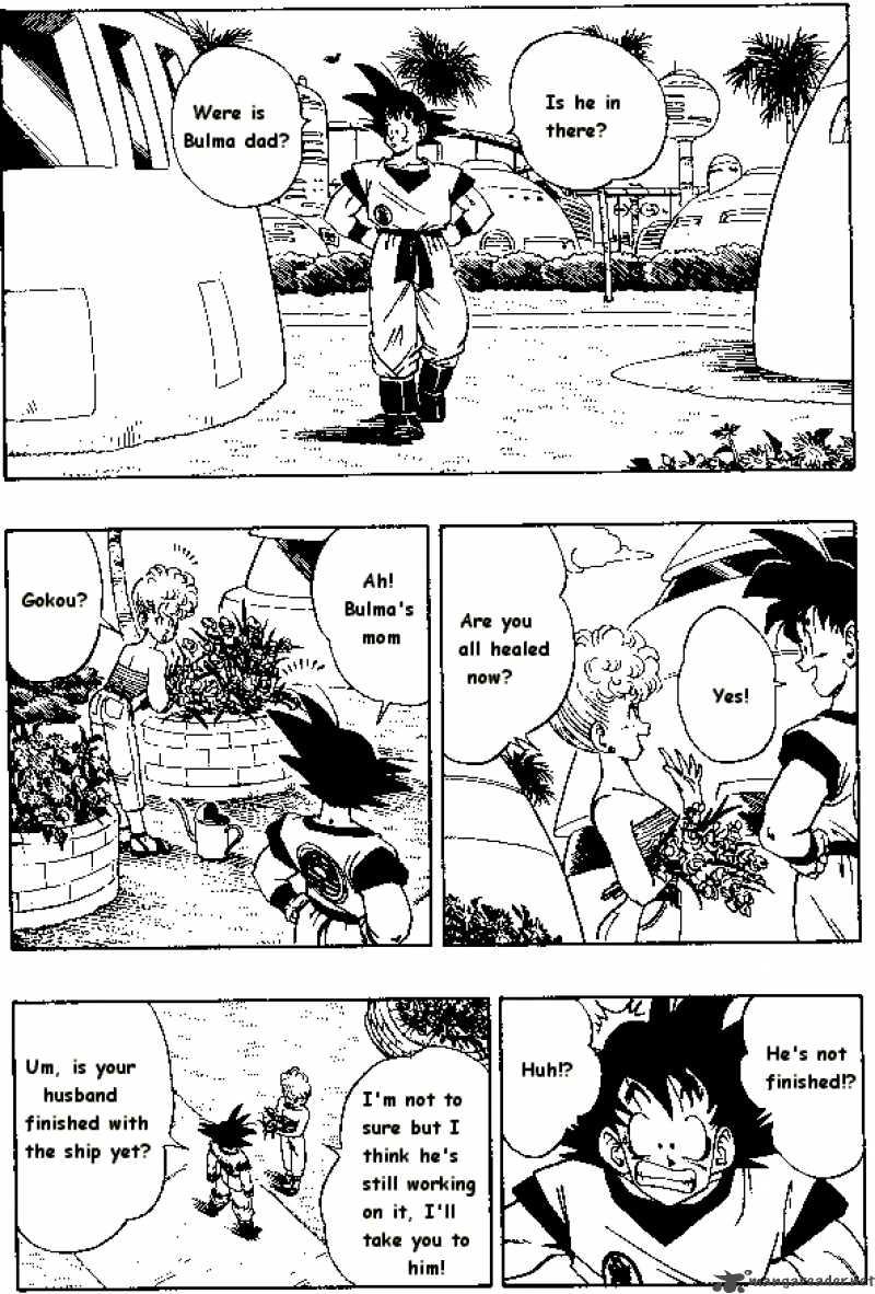 Dragon Ball, Chapter 251 image 002