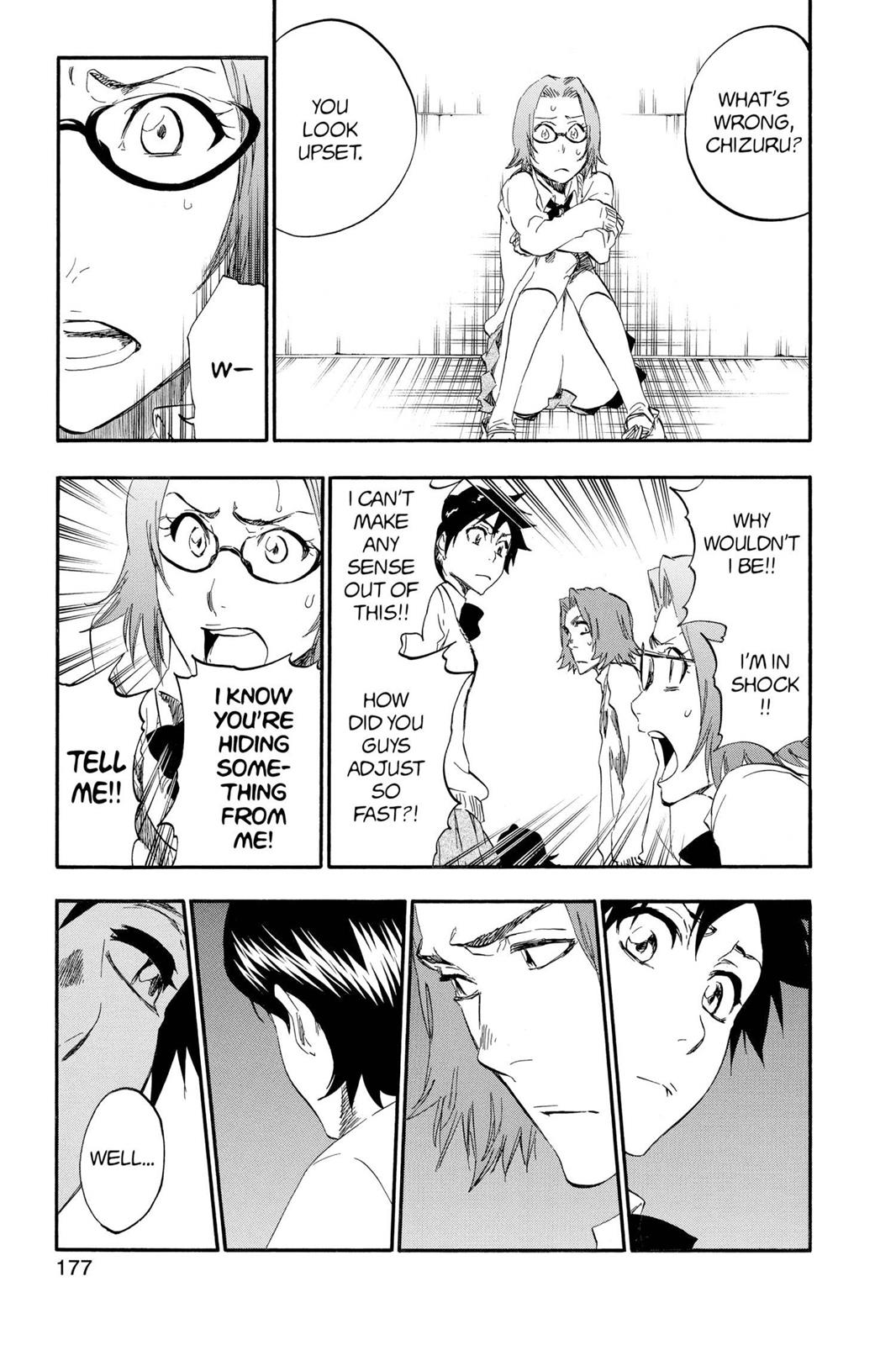 Bleach, Chapter 413 image 007