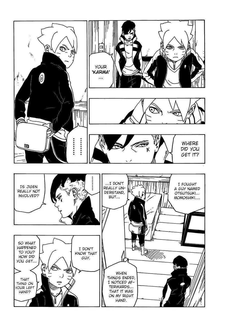 Boruto Manga, Chapter 27 image 017