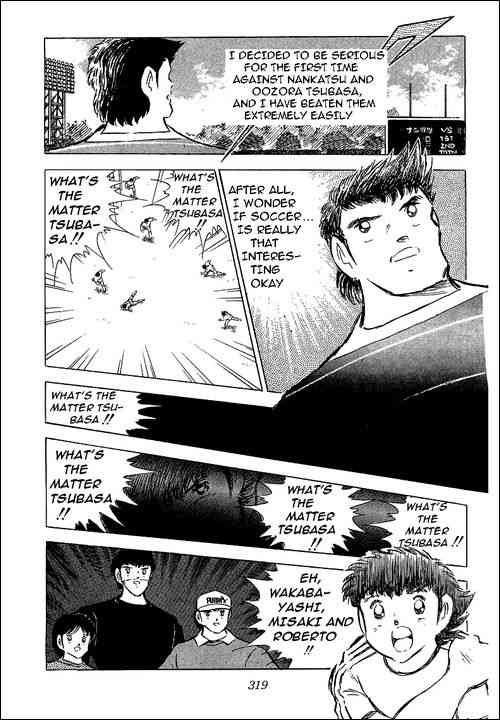 Captain Tsubasa, Chapter 66 image 061