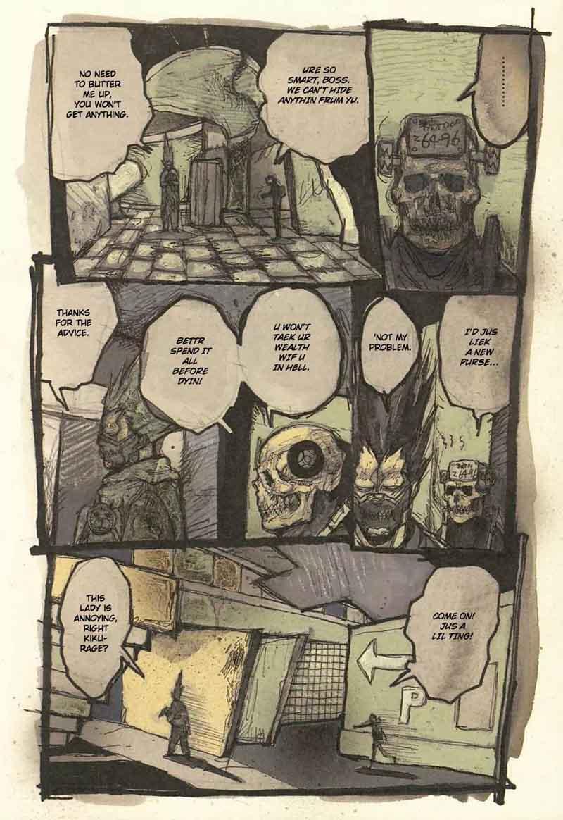 Dorohedoro, Chapter 23 image 004