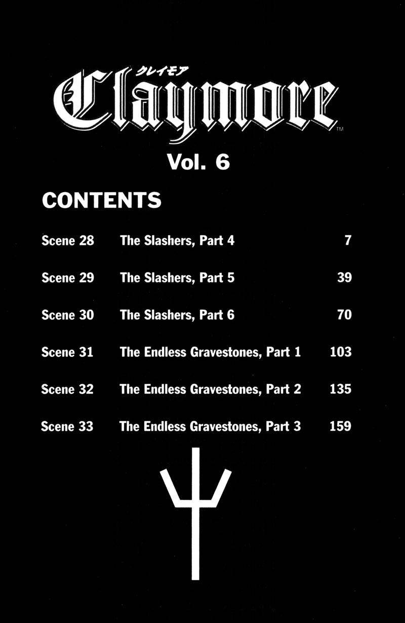 Claymore, Chapter 28 image 006