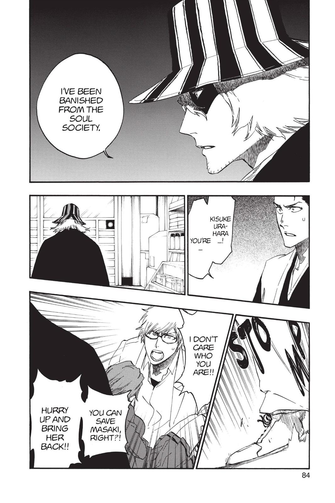 Bleach, Chapter 535 image 004