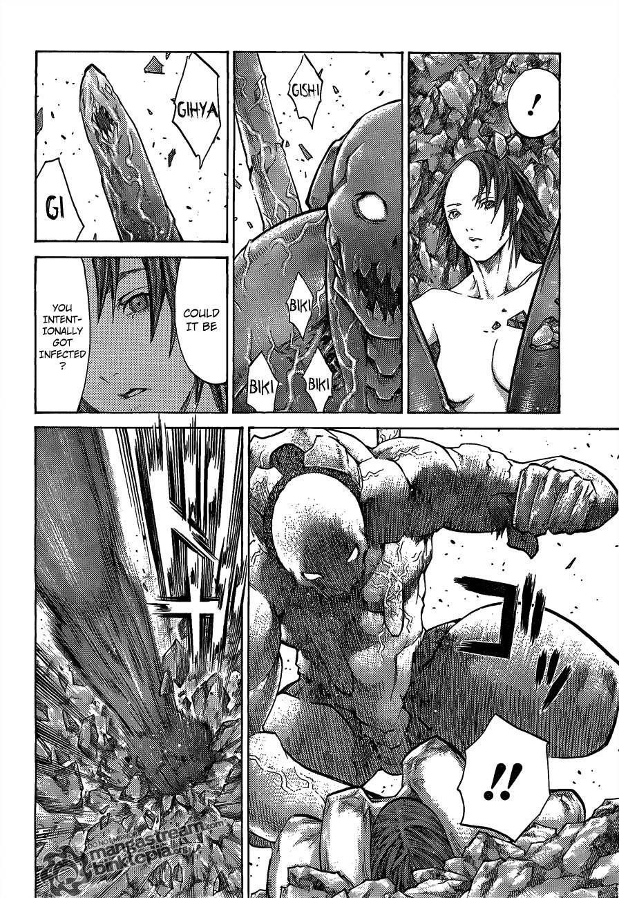 Claymore, Chapter 102 image 023