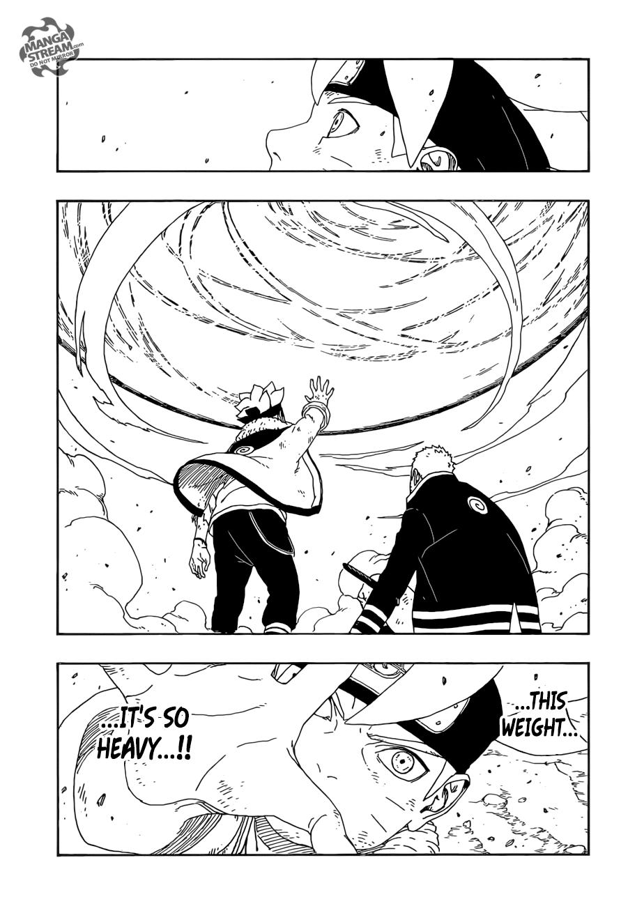 Boruto Manga, Chapter 9 image 022