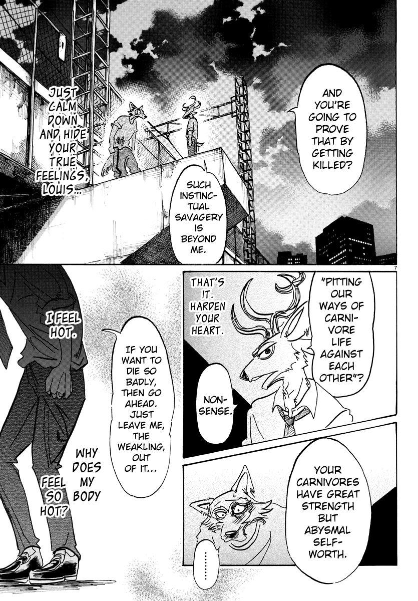 Beastars Manga, Chapter 95 image 007