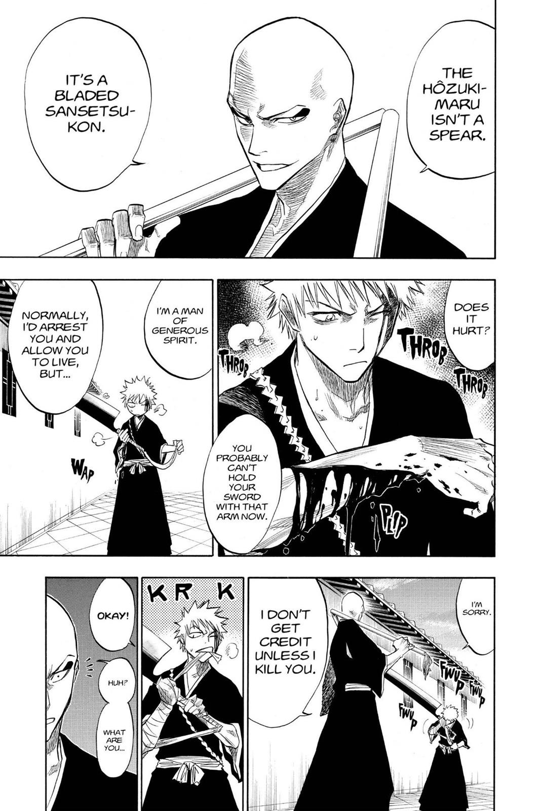 Bleach, Chapter 87 image 023