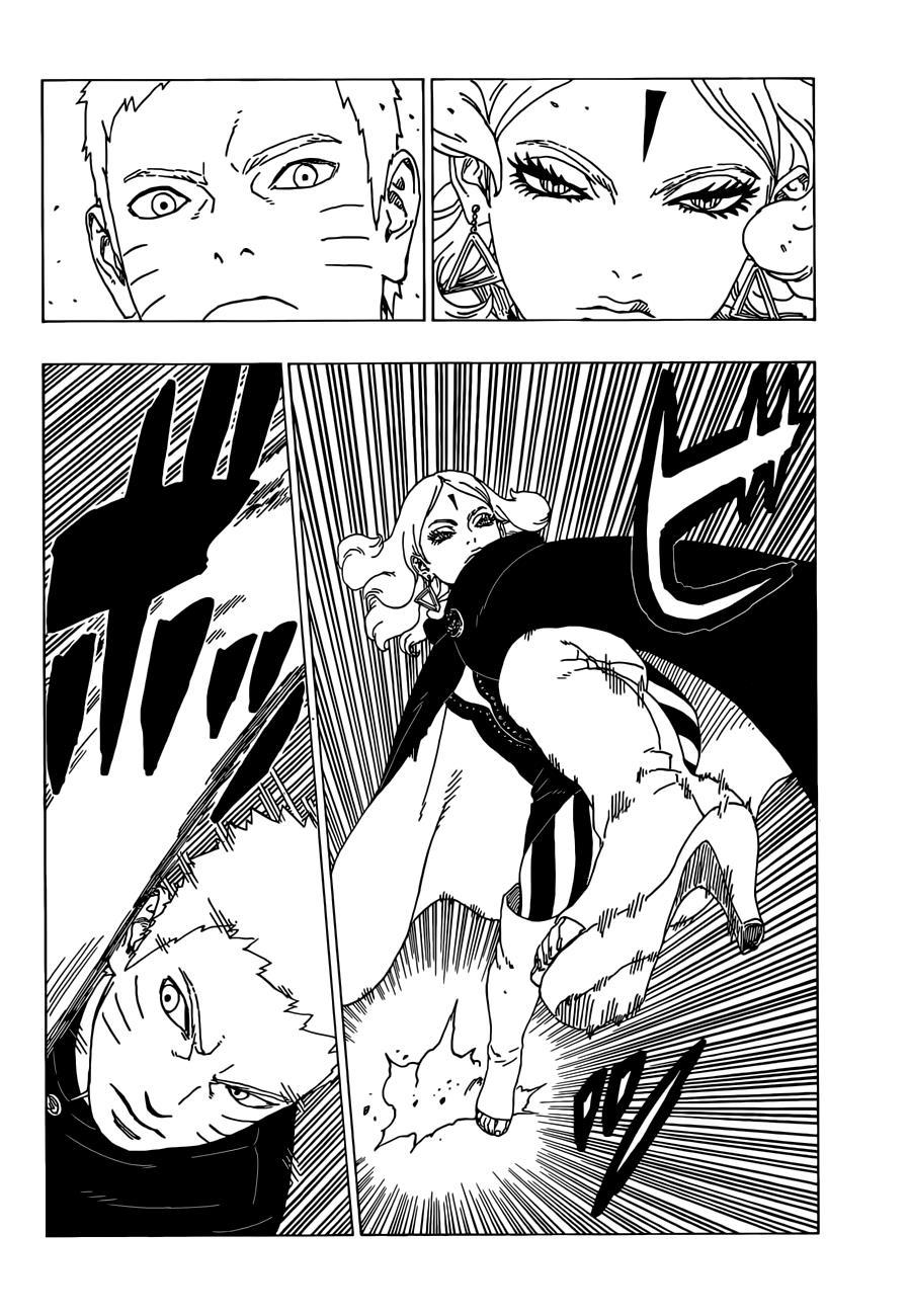 Boruto Manga, Chapter 31 image 007