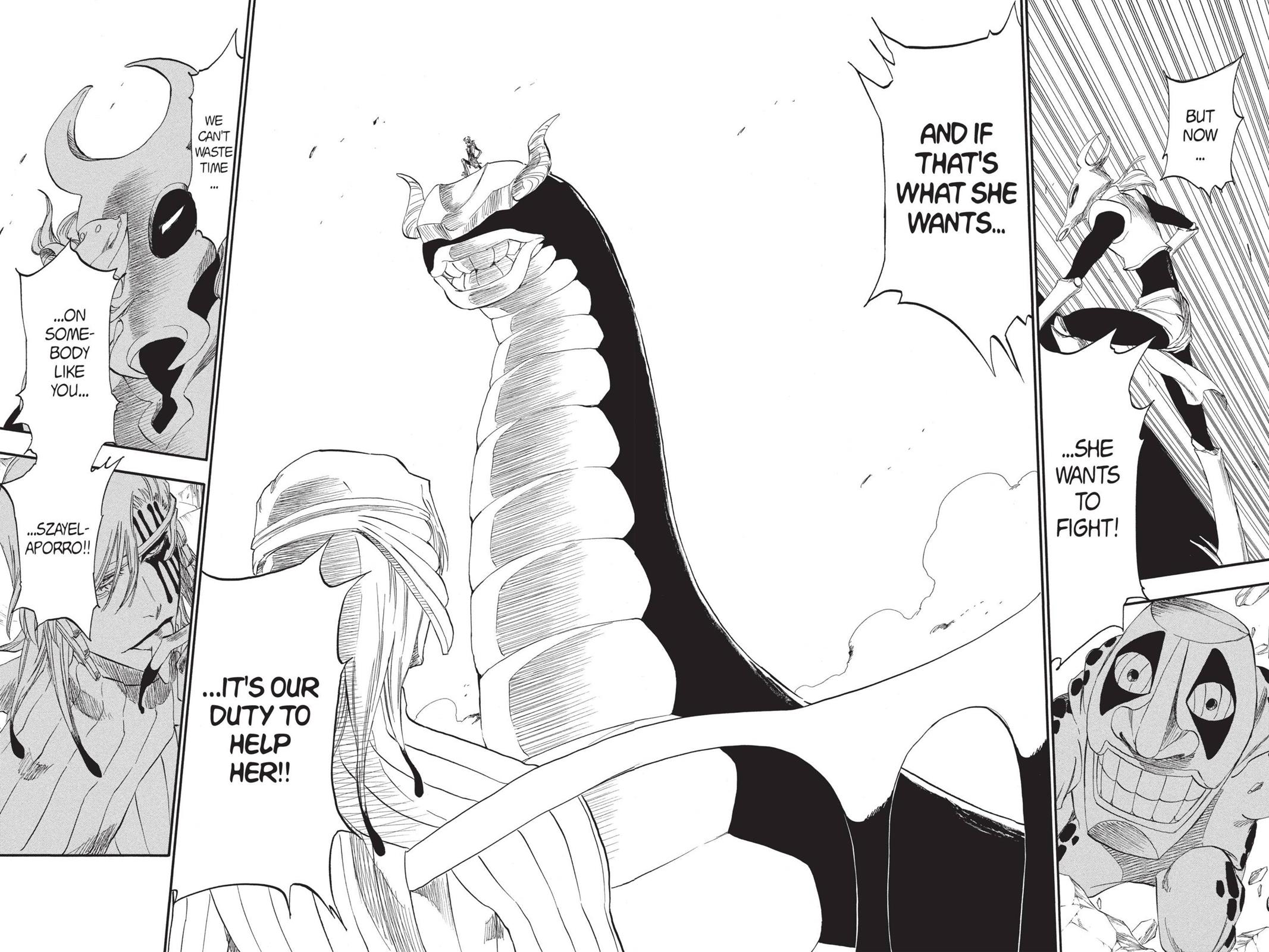 Bleach, Chapter 295 image 014