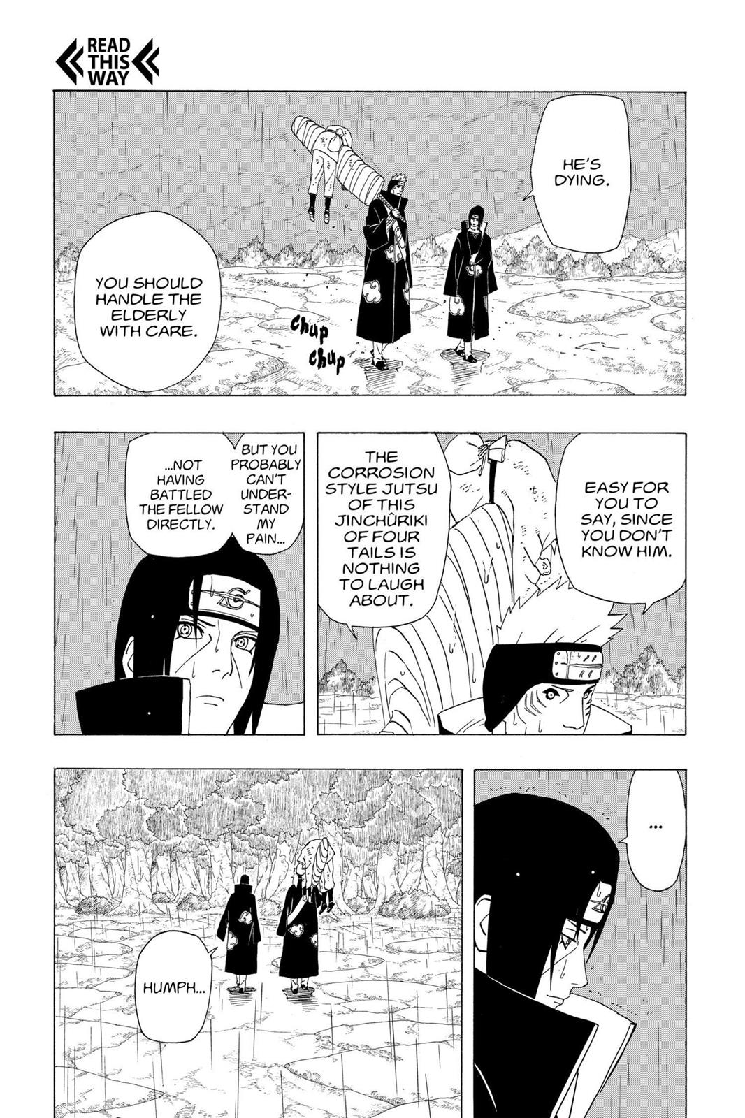 Naruto, Chapter 353 image 003