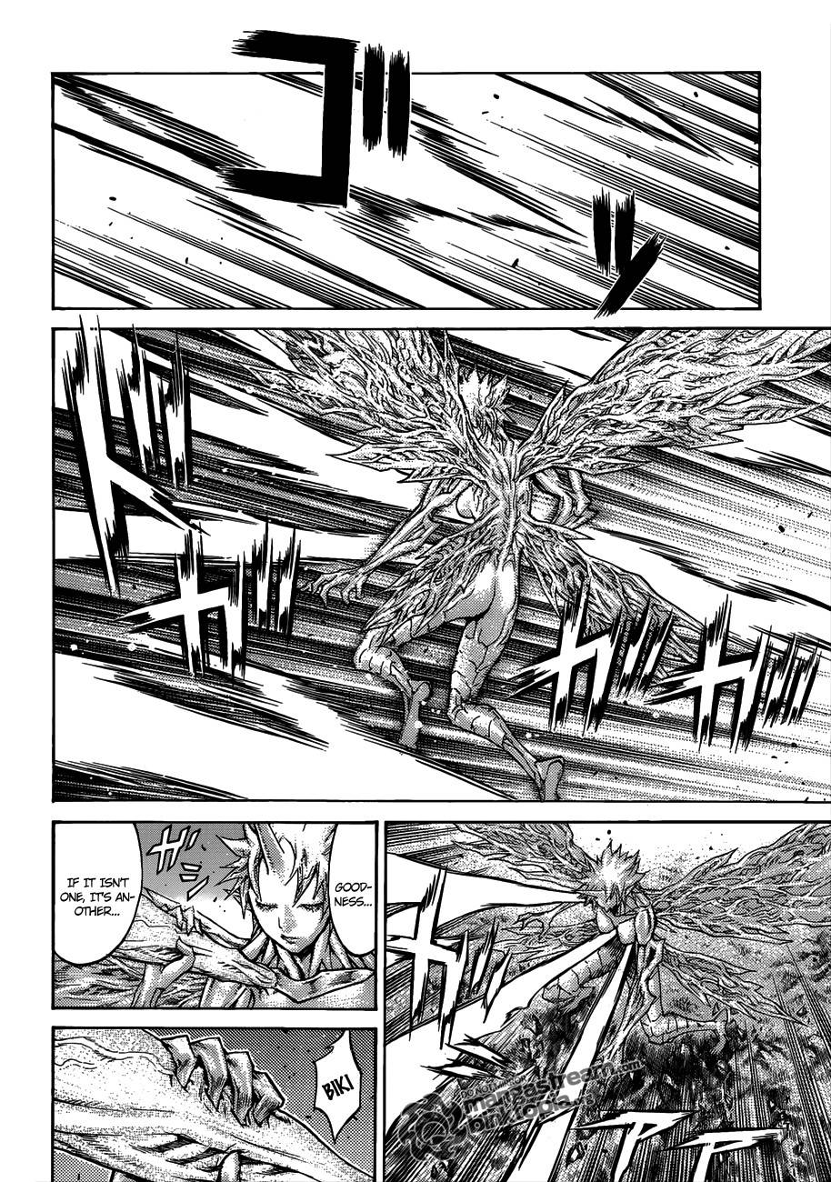 Claymore, Chapter 104 image 011