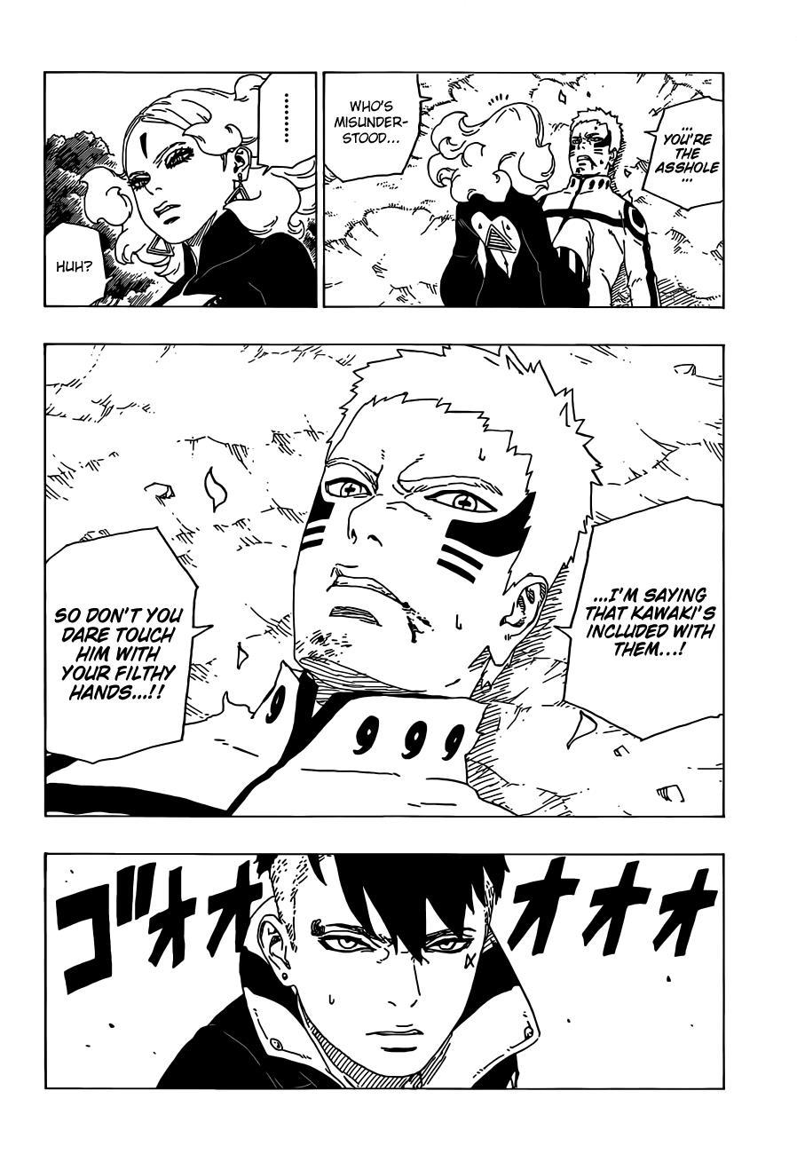 Boruto Manga, Chapter 31 image 025