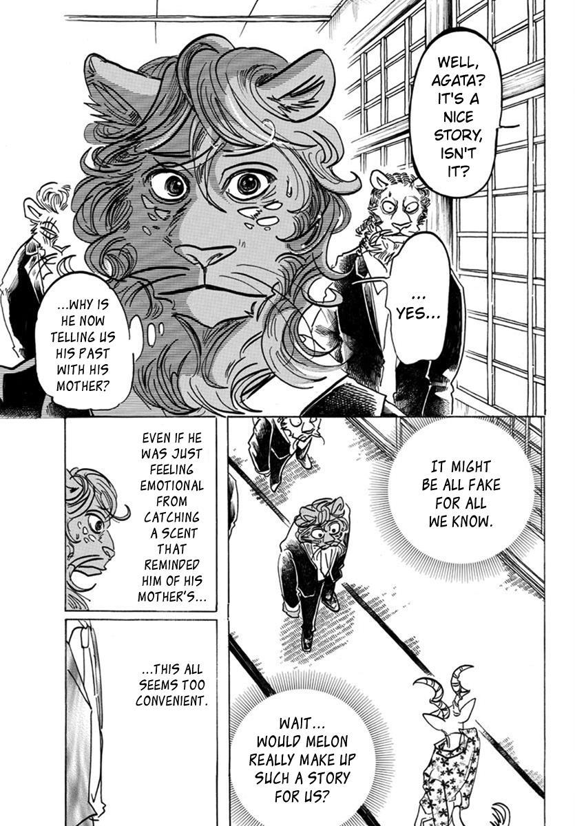 Beastars Manga, Chapter 163 image 003