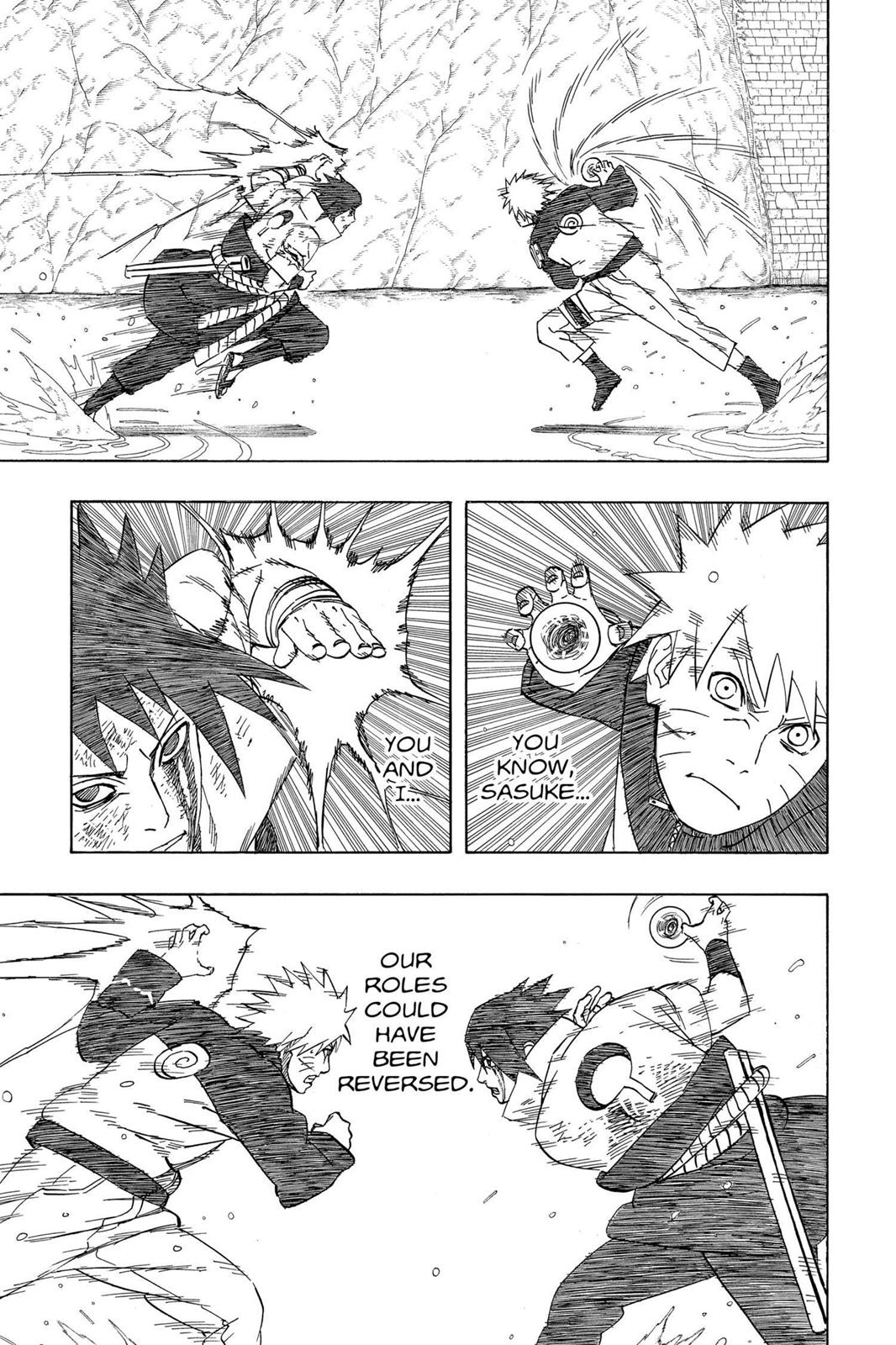 Naruto, Chapter 485 image 011